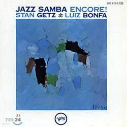 Stan Getz, Luiz Bonfa - Jazz Samba Encore