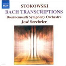 Jose Serebrier 스토코프스키: 바흐 관현악 편곡집 (Stokowsky - Bach: Transcriptions) 호세 세레브리에르