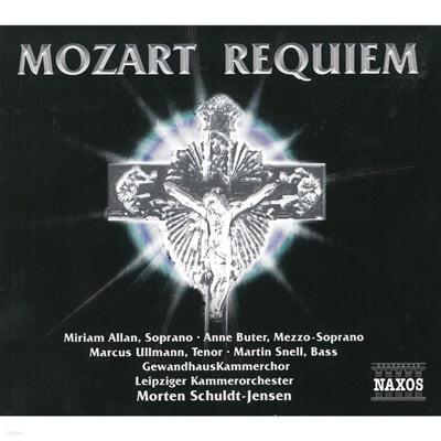 Mozart : Requiem : Morten Schuldt-Jensen