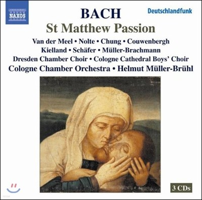Helmut Muller-Bruhl 바흐: 마태 수난곡 (Bach: St Matthew Passion, BWV244)