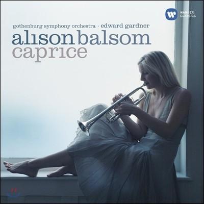 Alison Balsom 카프리스 : 트럼펫 연주집 (Caprice) 앨리슨 발섬