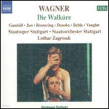 Wagner : Die Walkure : Robert GambillㆍAttila JunㆍLothar Zagrosek