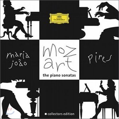 Maria Joao Pires 모차르트: 피아노 소나타 전곡집 (Mozart : The Piano Sonatas) 마리아 후앙 피레스