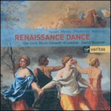 Susato / Morley / Praetorius : Renaissance Dance : David Munrow