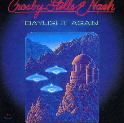 Crosby, Stills & Nash - Daylight Again [Remastered]