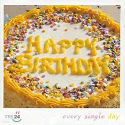 에브리 싱글 데이 (Every Single Day) - Happy Birthday