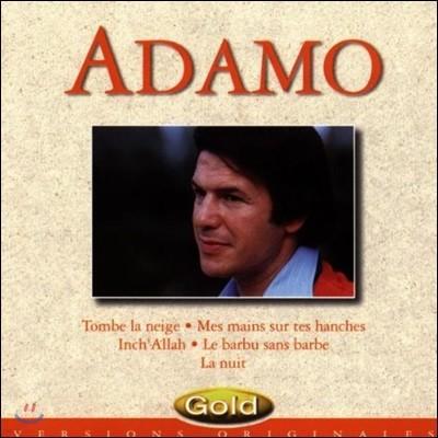 Adamo - Gold (18 Tracks)