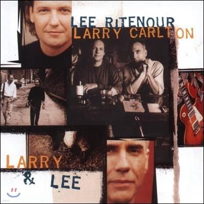 Lee Ritenour & Larry Carlton (리 릿나워, 래리 칼튼) - Larry & Lee
