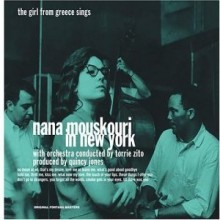 Nana Mouskouri - Nana Mouskouri In New York