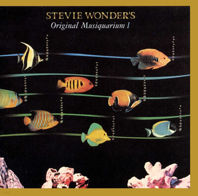 Stevie Wonder - Original Musiquarium I [Remastered]