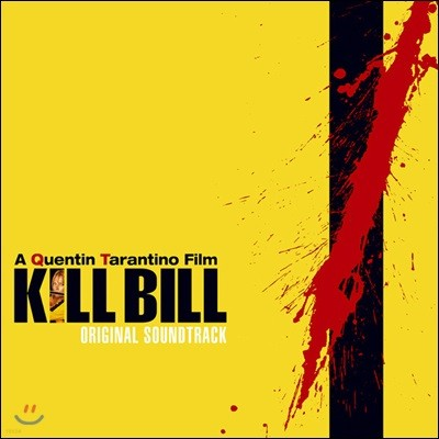 킬 빌 영화음악 (Kill Bill  Vol.1 OST) [LP]