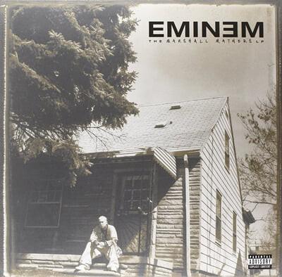 Eminem (에미넴) - The Marshall Mathers LP [2 LP]