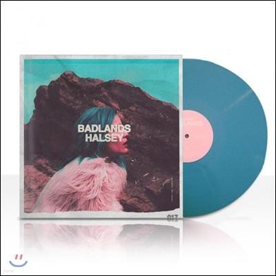 Halsey (할시) - Badlands [블루 컬러 LP]