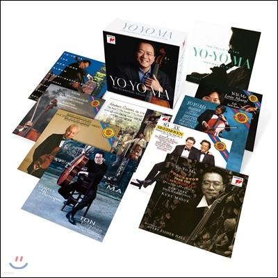 Yo-Yo Ma 요요 마 클래시컬 첼로 컬렉션 (Classical Cello Collection)