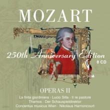 Nikolaus Harnoncourt 모차르트 250주년 에디션 오페라 2집 (Mozart 250th Anniversary Edition Operas II)