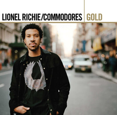Lionel Richie & Commodores - Gold: Definitive Collection