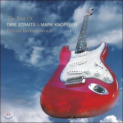 Dire Straits - Private Investigations: The Best Of 다이어 스트레이츠 베스트 앨범 [2LP]