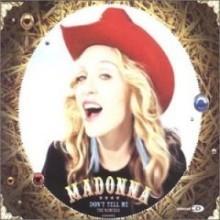 Madonna - Don't Tell Me [Single]
