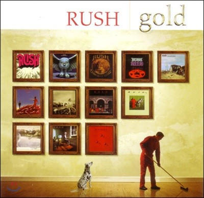 Rush - Gold: Definitive Collection