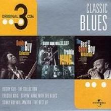 Buddy Guy, Freddie King & Sonny Boy Williamson - Classic Blues