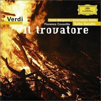 Carlo Bergonzi / Tullio Serafin 베르디: 일 트로바토레 - 카를로 베르곤지, 라 스칼라, 툴리오 세라핀 (Giuseppe Verdi: Il Trovatore)