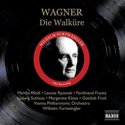 Wagner : Die Walkure (1954) : Modl, Rysanek, Furtwangler