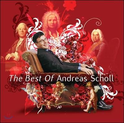 안드레아스 숄 베스트 (The Best Of Andreas Scholl)