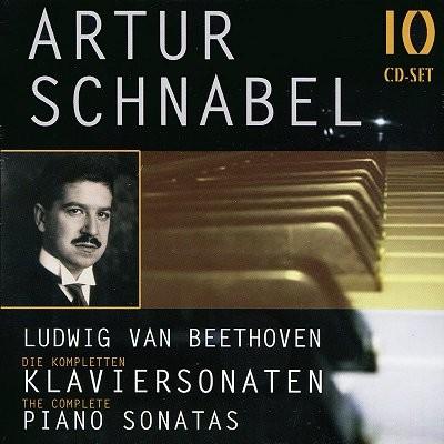 Artur Schnabel 베토벤 : 피아노 소나타 전곡집 (Beethoven : Complete Piano Sonatas) 아르투르 슈나벨 10CD