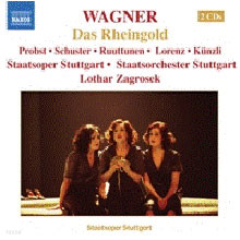 Lothar Zagrosek 바그너: 라인의 황금 (Wagner : Das Rheingold - Ring Cycle 1)