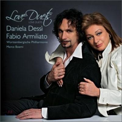 Daniela Dessi & Fabio Armiliato - Love Duets 다니엘라 데시 & 아르밀리아토 - 러브 듀엣