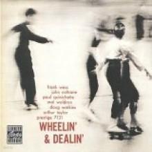 John Coltrane & Frank Wess - Wheelin' & Dealin' [OJC]