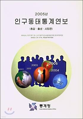 2005년 인구동태통계연보