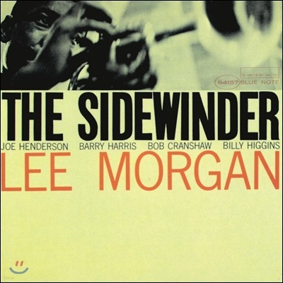 Lee Morgan (리 모건) - The Sidewinder [RVG Edition]