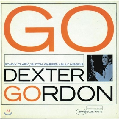 Dexter Gordon (덱스터 고든) - Go! [RVG Edition, 24-Bit]