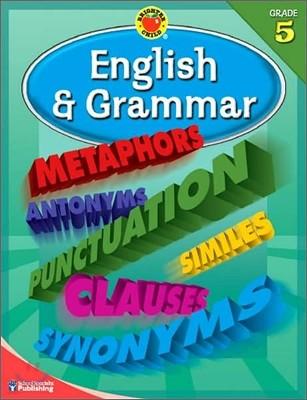 Brighter Child English And Grammar, Grade 5