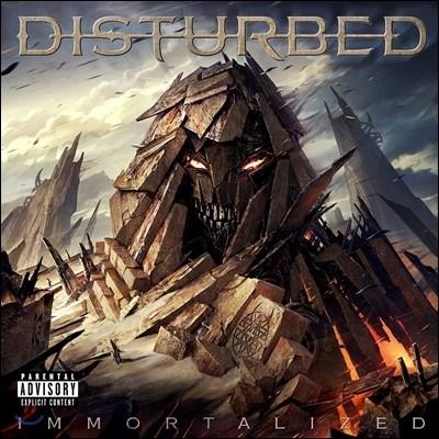 Disturbed (디스터브드) - Immortalized [2LP]