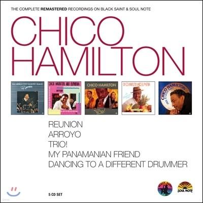 Chico Hamilton - Chico Hamilton (Deluxe Edition)