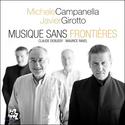 Michele Campanella & Javier Girotto - Musique Sans Frontieres