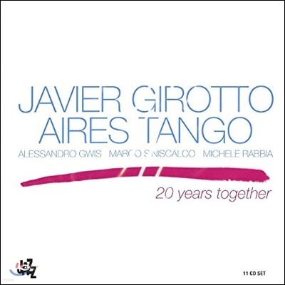 Javier Girotto & Aires Tango - 20 years together (Deluxe Edition)
