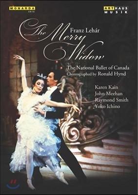 National Ballet of Canada 레하르: 메리 위도우 [발레 버전] (Lehar: Ballet 'The Merry Widow')