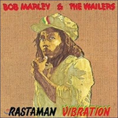Bob Marley & The Wailers (밥 말리 앤 더 웨일러스) - Rastaman Vibration