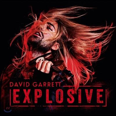 David Garrett 데이빗 가렛 - 익스플로시브 (Explosive)