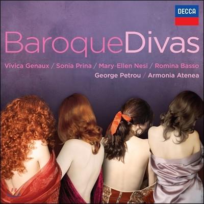 Vivica Genaux / George Petrou 바로크 디바 (Baroque Divas)