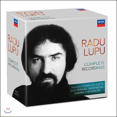 Radu Lupu 라두 루푸 데카, 소니, 워너 전집 (Complete Recordings)