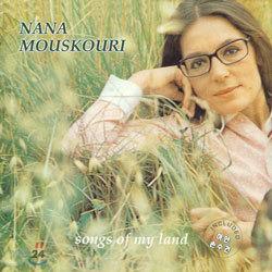 Nana Mouskouri - Songs Of My Land