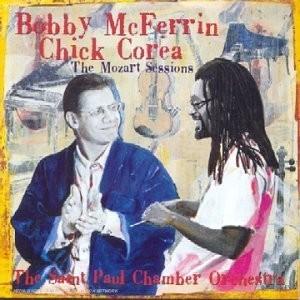 Chick Corea, Bobby Mcferrin / 모차르트 세션 - 피아노 협주곡 20, 23번, 코리아 : 모차르트 소나타 주제에 의한 즉흥곡 (Mozart Session - Piano Concerto No.20 K.466, No.23 K.488, Corea : Song for Amadeus) (