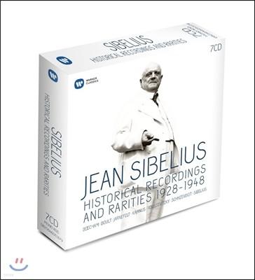 시벨리우스 탄생 150주년 - 역사적 귀중한 녹음 (Sibelius: Historical Recordings and Rarities 1928-1948)