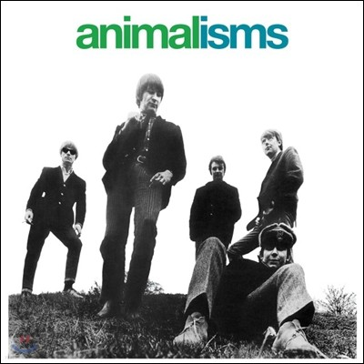 The Animals (애니멀스) - Animalisms [LP]