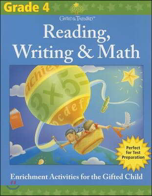 Grade 4 Reading, Writing & Math