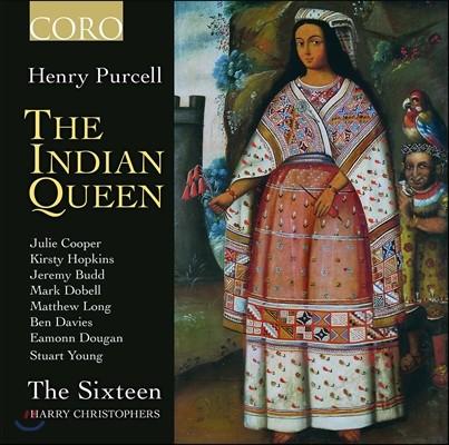 The Sixteen 퍼셀: '인디언 여왕' / 다니엘 퍼셀: 히멘의 가면 (Purcell: The Indian Queen)